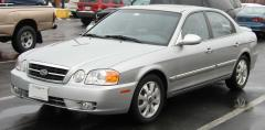 2003 Kia Optima Photo 1