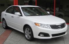 2010 Kia Optima Photo 1