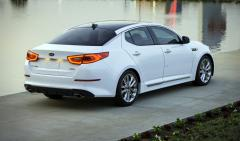 2014 Kia Optima Photo 2