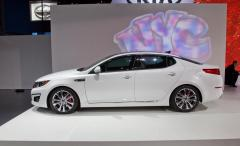 2014 Kia Optima Photo 5