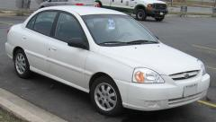 2003 Kia Rio Photo 1