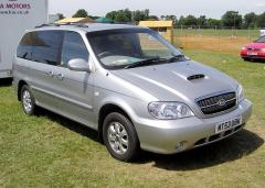2003 Kia Sedona Photo 1