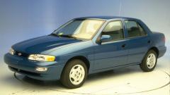 1997 Kia Sephia Photo 1