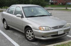 2000 Kia Sephia Photo 1