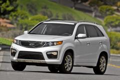 2012 Kia Sorento LX 2WD Photo 20