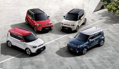 2015 Kia Soul Base Photo 3