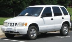 2001 Kia Sportage Photo 1