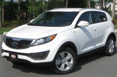 2010 Kia Sportage Photo 1