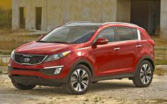 2013 Kia Sportage Photo 1