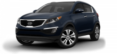 2014 Kia Sportage Photo 1