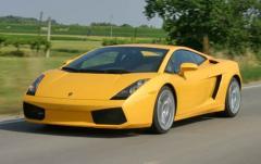 2004 Lamborghini Gallardo exterior