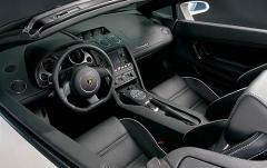 2006 Lamborghini Gallardo interior