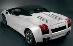 2006 Lamborghini Gallardo exterior