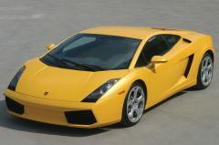 2007 Lamborghini Gallardo exterior