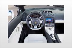 2012 Lamborghini Gallardo interior