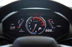 2016 Lamborghini Huracan interior