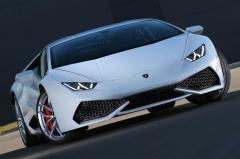 2016 Lamborghini Huracan exterior