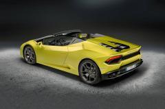 2017 Lamborghini Huracan exterior