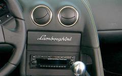 2006 Lamborghini Murcielago interior
