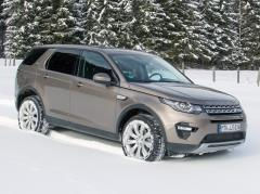 2016 Land Rover Discovery Sport Photo 1
