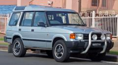 1997 Land Rover Discovery Photo 3