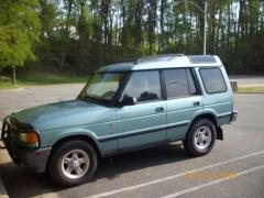 1997 Land Rover Discovery Photo 4