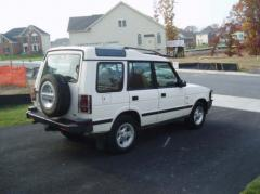 1997 Land Rover Discovery Photo 5