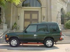 1997 Land Rover Discovery Photo 7