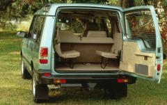 1997 Land Rover Discovery exterior