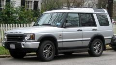 2003 Land Rover Discovery Photo 1