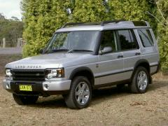 2004 Land Rover Discovery Photo 1