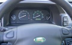 2002 Land Rover Freelander interior