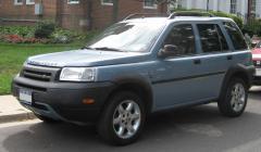 2002 Land Rover Freelander Photo 2