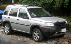 2002 Land Rover Freelander Photo 3