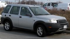 2002 Land Rover Freelander Photo 4