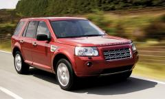 2008 Land Rover LR2 Photo 1