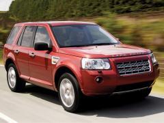 2009 Land Rover LR2 Photo 1