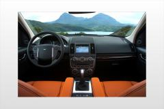 2015 Land Rover LR2 interior