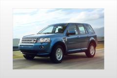 2015 Land Rover LR2 exterior