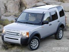 2008 Land Rover LR3 Photo 1