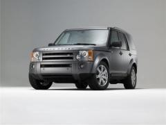 2009 Land Rover LR3 Photo 1