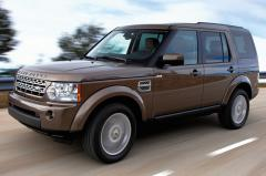 2010 Land Rover LR4 exterior