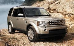 2011 Land Rover LR4 Photo 1