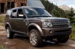 2012 Land Rover LR4 Photo 1
