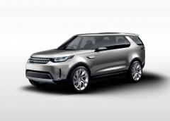 2016 Land Rover LR4 Photo 1