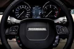 2014 Land Rover Range Rover Evoque interior