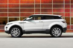 2014 Land Rover Range Rover Evoque exterior