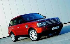 2006 Land Rover Range Rover Sport HSE exterior