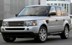 2009 Land Rover Range Rover Sport exterior