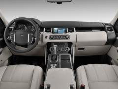 2011 Land Rover Range Rover Sport Photo 2